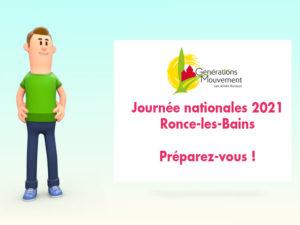 Read more about the article Journées nationales : préparez-vous !